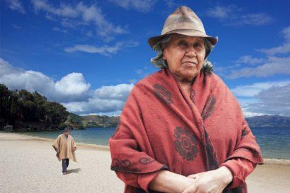 Colombia tiene la única playa del mundo donde se puede ir en ruana