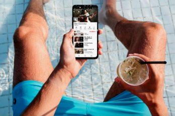 Momentos únicos que puedes vivir en tu LG G8x ThinQ Dual Screen