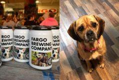 Cervecería usa sus latas para ayudar a perros abandonados a encontrar hogar