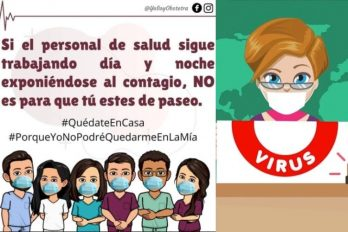 7 razones para agradecer al personal de salud durante la crisis del coronavirus