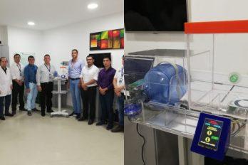 Colombianos diseñan su ventilador mecánico para enfrentar el COVID-19