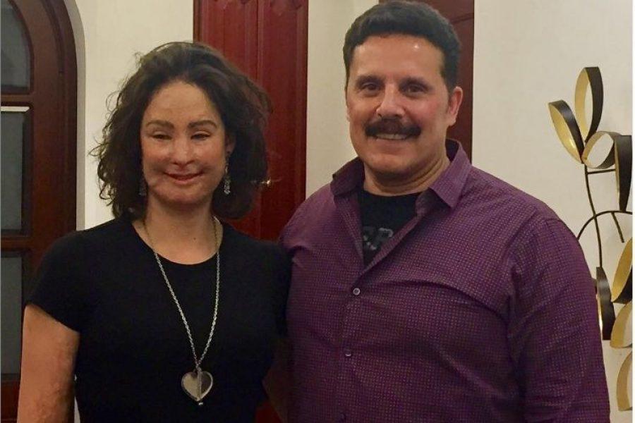 El cirujano que ayudó a renacer a Natalia Ponce, ¡cómplice y héroe!