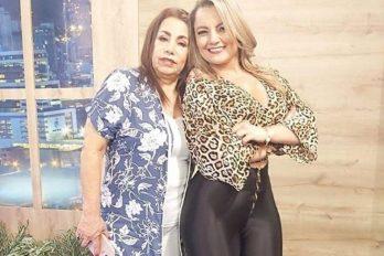 Hermanitas Calle y famosa de Sábados Felices, contagiadas de COVID-19
