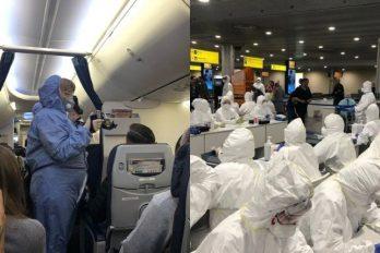 Lucha rusa contra el coronavirus: controles de otro nivel en los aeropuertos