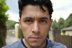 Santiago Alarcón confesó que por depresión casi se quita la vida