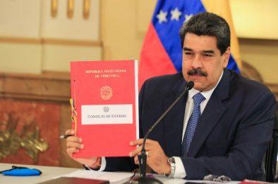 Maduro aseguró que le regalará a Colombia equipos chinos para combatir el COVID-19