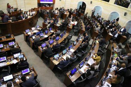 Reducir el Congreso a la mitad para enfrentar situación por el COVID-19