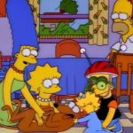 La llamativa razón por la que Homero Simpson y su perro fueron tendencia