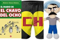 7 productos con Chespirito que todo aficionado debe tener