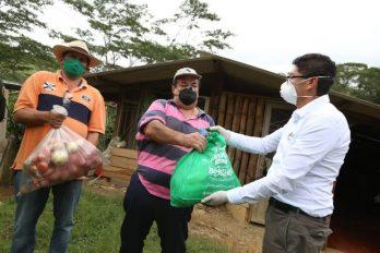 Boyacá sustituirá importaciones para consumir productos de sus campesinos ¡Ejemplo!