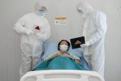 Colombia ejecuta un importante tratamiento para pacientes del COVID-19