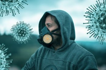 Desarrollan tapabocas que brilla al detectar el coronavirus de forma rápida y barata