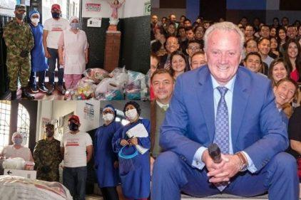 Fundación Arturo Calle apoya a instituto de niños ciegos con valiosa donación
