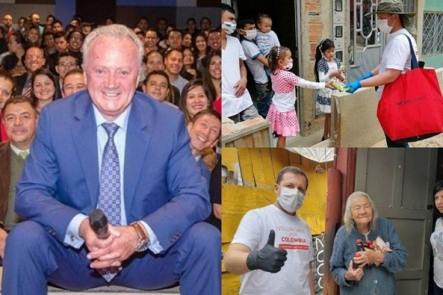 La jugosa donación de la Fundación Arturo Calle para los más necesitados