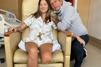 """La isquemia hizo que mi otro pie tampoco tenga funcionalidad por ahora"": Daniella Álvarez"