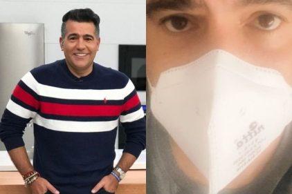 Consecuencias de salud para Carlos Calero a causa del COVID-19: esta fue su confesión