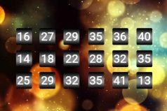 Estos son los seis números que más han ganado dinero en la historia del Baloto