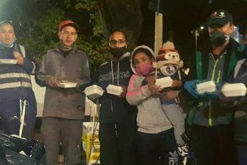 Iniciativa colombiana busca llevar más de 5 mil platos de comida a necesitados ¡Arroz Pa' Todos!