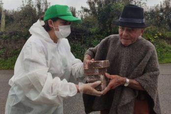 Así agradecen los colombianos a Servientrega por su labor en la pandemia ¡Gran apoyo!