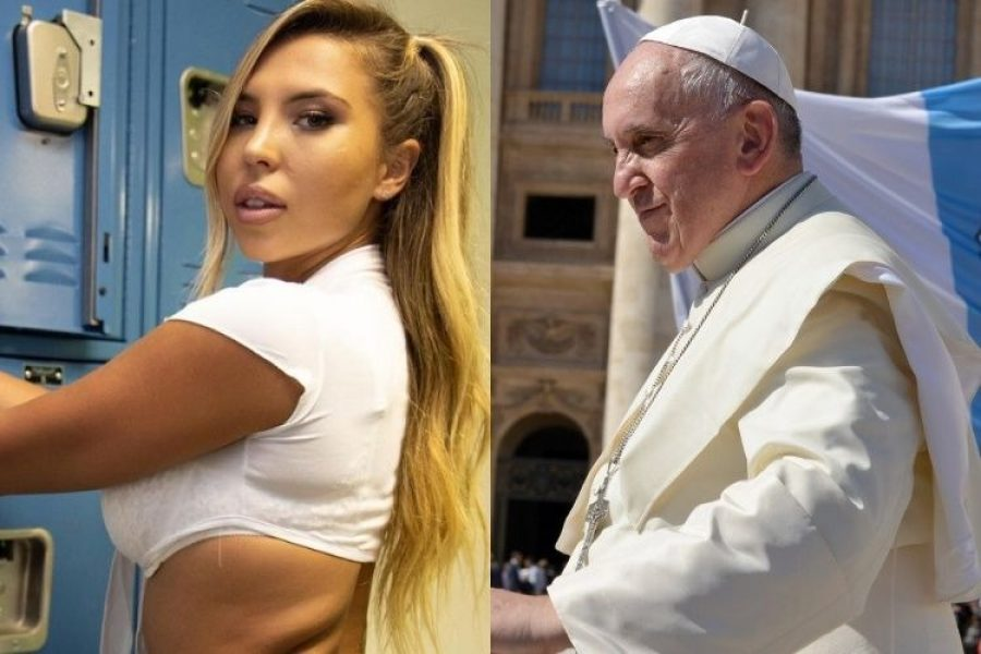¿El Papa le dio 'like' en Instagram a foto sugestiva de modelo? El Vaticano investiga