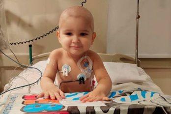 Así superó un niño de 2 años una leucemia, un trasplante de médula y al COVID-19