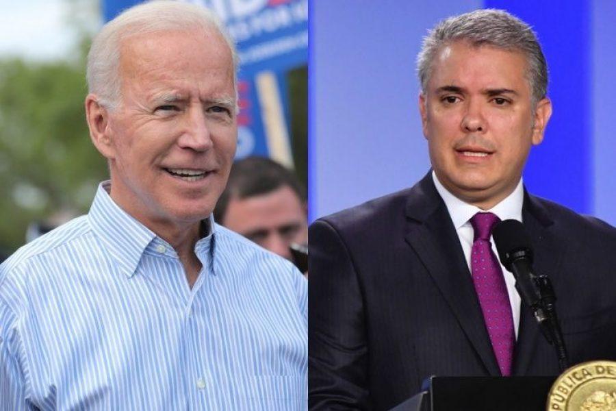 El plan de Joe Biden con Colombia: su posición frente a la realidad nacional