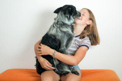 """Estudio revela cómo los perros son capaces de detectar la """"maldad"""" de las personas"""