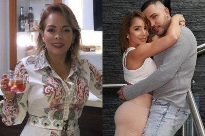 Ex de Jessi Uribe le tira pullas por infiel y Paola Jara ya no se quiere casar con él