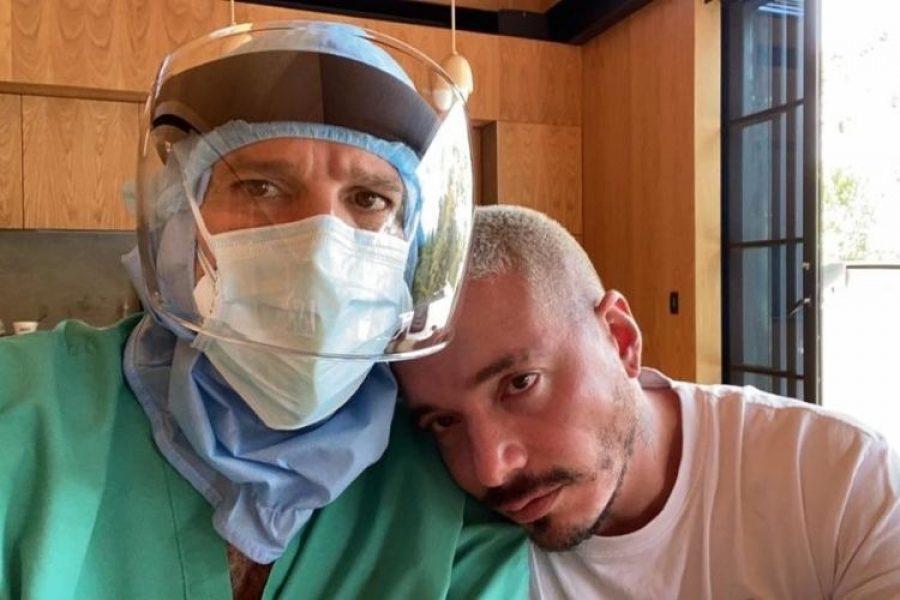 La confesión de JBalvin sobre su salud mental y contagio durante la pandemia