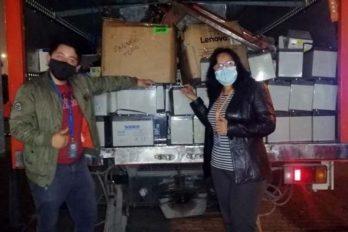 Recolectan 5 toneladas de Residuos de Aparatos Eléctricos y Electrónicos en Cundinamarca