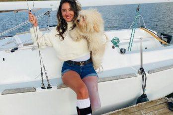 Daniella Álvarez contó que su pie derecho no volverá a funcionar: seguirá en terapias