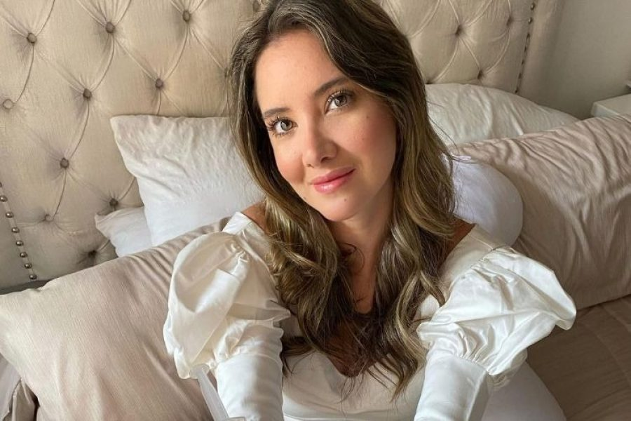 Daniella Álvarez también se infectó con el temido coronavirus