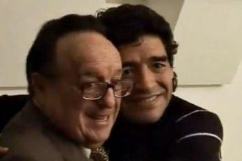 Las ventajas de ser bajito según Chespirito y Diego Maradona