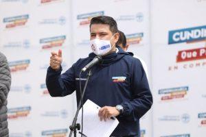 Mensaje urgente de autocuidado a población de dos municipios de Cundinamarca