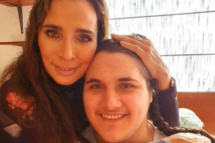 Luly Bossa y su hijo con distrofia muscular crean empresa ¡Prueba de superación!