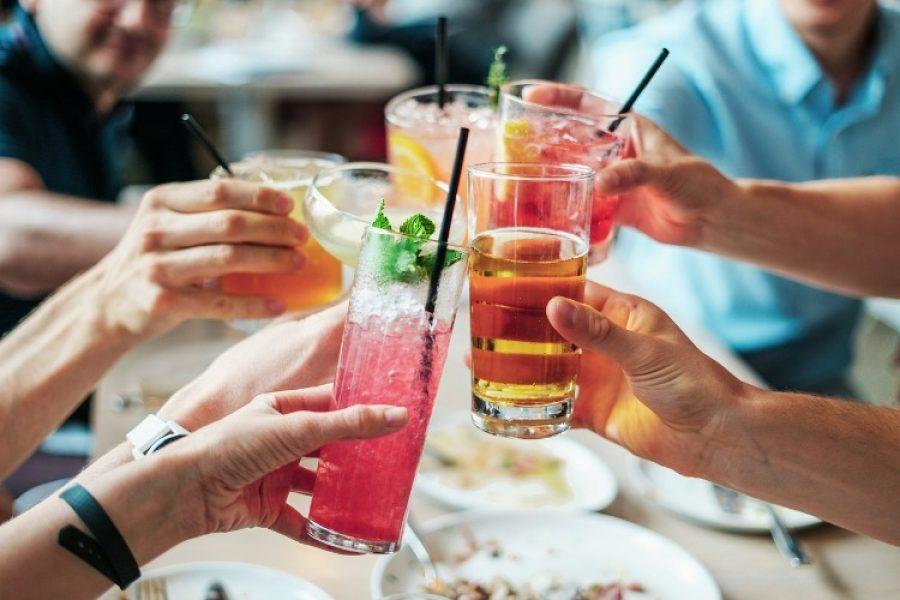 Los países que mas consumen alcohol y se emborrachan ¿en dónde quedó Colombia?