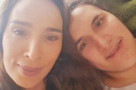Preocupación por el estado de salud del hijo de Luly Bossa