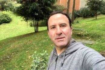 Así evoluciona la salud del periodista Felipe Arias luego de su problema cardíaco
