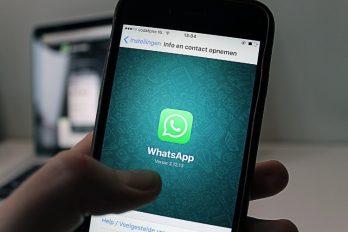 Así se ejecutaría la nueva función de autodestrucción de fotos en Whatsapp