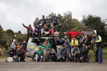 Una cundinamarquesa busca El Dorado en el reality Expedición Cóndor de los Andes Jet