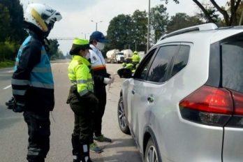 Así son las restricciones de movilidad para viajes durante la cuarentena en Bogotá