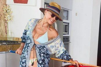 Amparo Grisales sufrió un accidente en San Andrés: así es su diagnóstico