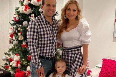 Juan Diego Alvira presumió espectacular imagen de su esposa en redes sociales
