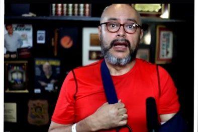 """""""Oren por mí"""", pide el humorista José Ordoñez tras ser hospitalizado"""