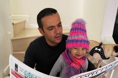 Hija de Juan Diego Alvira se roba la atención de los colombianos, ¡sorprendente!