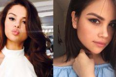 Joven causa furor en redes por su parecido con Selena Gómez