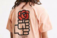 La polémica con la camiseta del PSOE que ha hecho famosa un comercio estadounidense