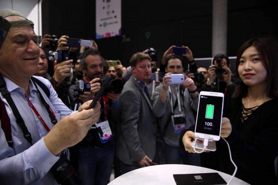 Meizu lanza una nueva tecnología capaz de cargar la batería del móvil en menos de 20 minutos