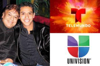 Hijo de Juan Gabriel demanda a Telemundo y Univisión por difamación