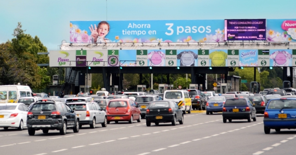 Las5viasdentrodeBogotadondeempezaranacobrarpeajeobligatorio-Colombiamegusta